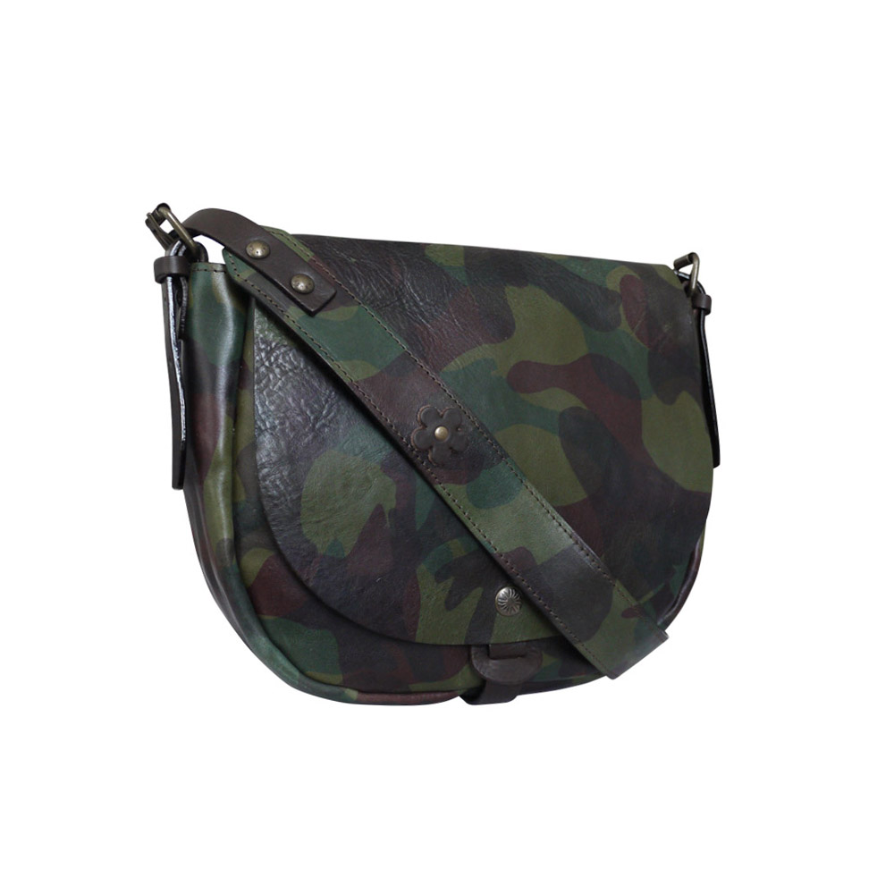Chiarugi Camouflage Saddle bag